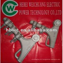 Abrazadera de la suspensión de la aleación de aluminio de la tensión 40kN NLL