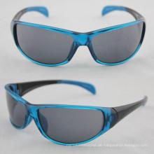 Sport Polarisierte Sonnenbrille mit CE / FDA / BSCI Zertifizierung (91017)