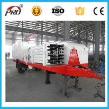 1000-610 Machine de formage de rouleaux de toit en acier de couleur