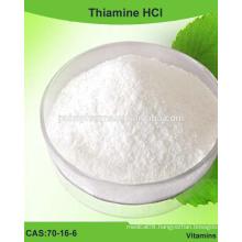Thiamine HCl (VB1 HCl) powder, Vitamin B1 /70-16-6/ USP/BP/EP grade