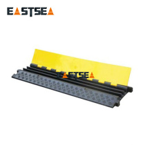 Outdoor Events Rubber Cable Tray Rubber Car Ramps Cable Ramp