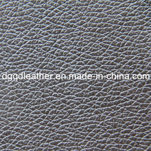 Lichee with Strong Tearing Resistance Furniture PVC Leather (QDL-515131)