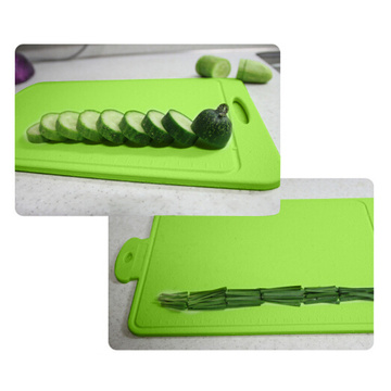New Safe Silicone Fruit Borad Vegetable Cutting Pad
