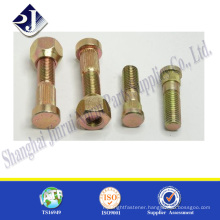 Grade 10.9 wheel bolts Truck wheel bolts wheel hub bolts