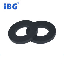 High Resilience Silicone Round Flat Gasket For Wine Bottle