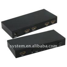 3X2 HDMI Switch-Splitter
