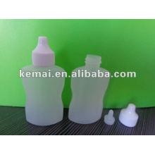 Botella de cuentagotas PE