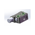 Hydraulic valves motor control valve