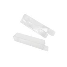 Benutzerdefinierte Acetat Faltgeschenk Clear Packaging Box Kunststoff