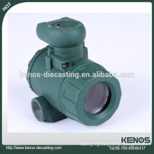 pump components die casting factory