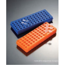 60-Well Polyproyplene Reversible Racks for Microtube