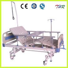 Cama de tracción ortopédica de hospital de tres manivelas (THR-TB322)