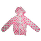 Girls' Casual Comfortable Light Jacket, Various Pattern for Selection