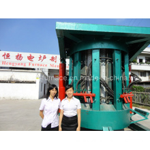 High Frequency Copper/Aluminum/Gold/Silver/Steel/Iron Induction Smelting Furnace
