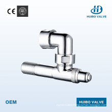 """Brass Angle 1/2""""X 3/4′′ Inch Valve with Ce Certificate"""