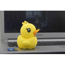 2016 novo estilo mini banco de energia com design de pato