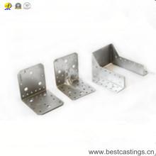 Support adapté aux besoins du client par coin en acier embouti par forme d'OEM