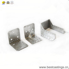 OEM Customized Shape Stamped Steel Corner Bracket