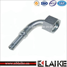 90 Orfs Female High Pressure Hose Crimping Fitting 24292