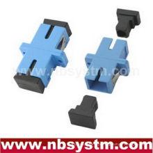 SC / PC Singlemode adaptador simplex