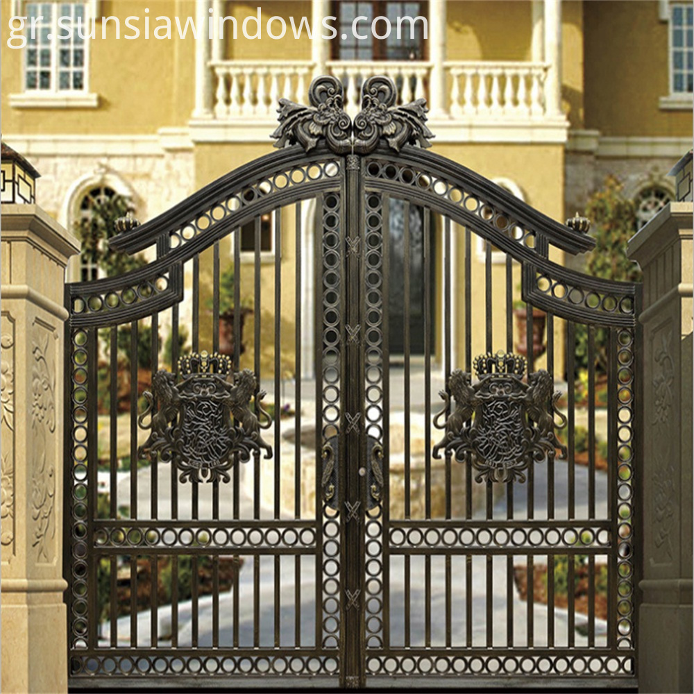 Aluminum Patio Gates
