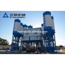 HZS240 Concrete batching plant
