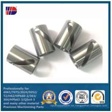 Piezas de mecanizado de precisión de servicios de fabricación personalizada para acero inoxidable SUS304