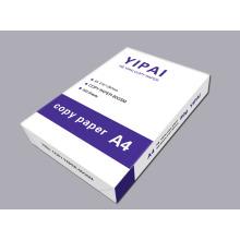 Cor branca fotocópia papel tamanho A4 80GSM