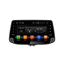 car dashboard dvd player for I30 2018
