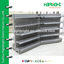 used gondola supermarket shelving / shelves for sale
