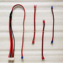 Câble d'alimentation pour écran d'affichage à LED rouge noir 2x1.5mm