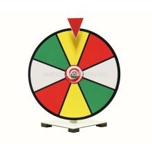 EASTONY 12 Zoll Dry Erase Spinning Prize Wheel