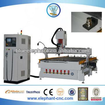 Alta precisão cnc máquina com atc com melhor preço para venda