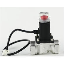 Gas Emergency Shut Off Solenoid Valves