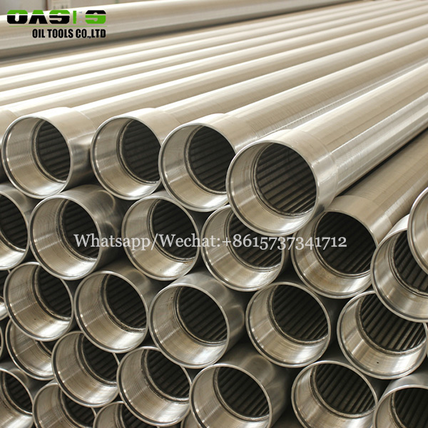 Slotted Sand Screen Pipe 4