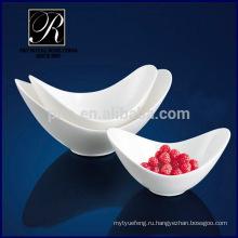 PT chaozhou фарфоровый завод, керамическая салатница, новые формы глубокие чаши