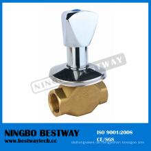 Hochwertiges Messing eingebautes Ventil Preis (BW-S14)