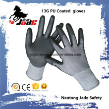 13G PU Coated Labor Glove