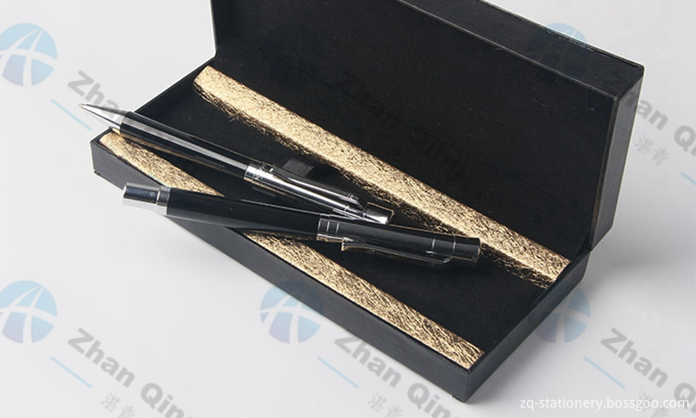 Classic Metal Twin Pen Gift Set