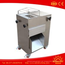 Fleisch-Schneider-Maschinen-Hühnchen-Brust-kleine Fleisch-Schneidemaschine