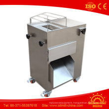 Meat Cutter Machine Chicken Breast Small Meat Cutting Machine