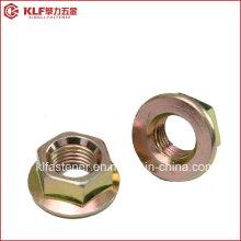 Gr. 8 Flange Nut /Collared Hex Nut DIN6923