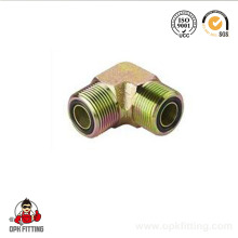 90° Elbow Metric Male O-Ring Adaptr 1e9 Hose Fitting