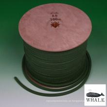 The Whale Belt Lacing Co., Ltd. ajustável em comprimento cinto perfurado V. Feito no Japão (link belt)