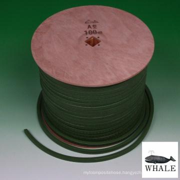 The Whale Belt Lacing Co., Ltd. adjustable in length perforated V belt. Made in Japan (link belt)