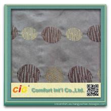 tela de gamuza lavable / microfibra tela de tapicería de gamuza / tela de gamuza sintética
