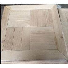 Suelo de madera dura sin entarimado del roble francés del entarimado popular