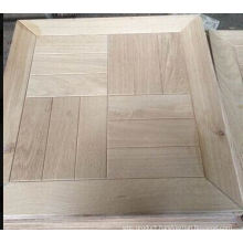 Unfinished Simple Style Oak Parquet Flooring