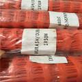 1 x 50m UV stabilised Orange Safety Mesh Fence