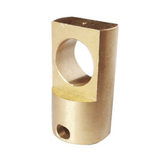 Precision machining brass material capabilities auto parts